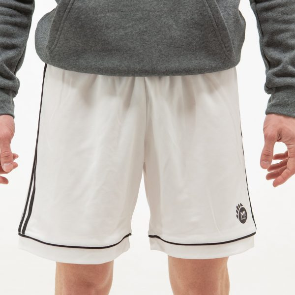 Pantaloncini da gioco Mi Games bianchi