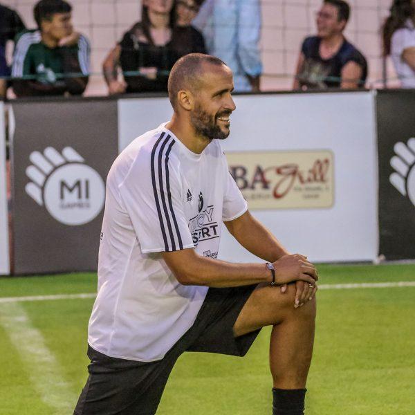 Guillermo Giacomazzi - Mi Games Player Lecce 2018