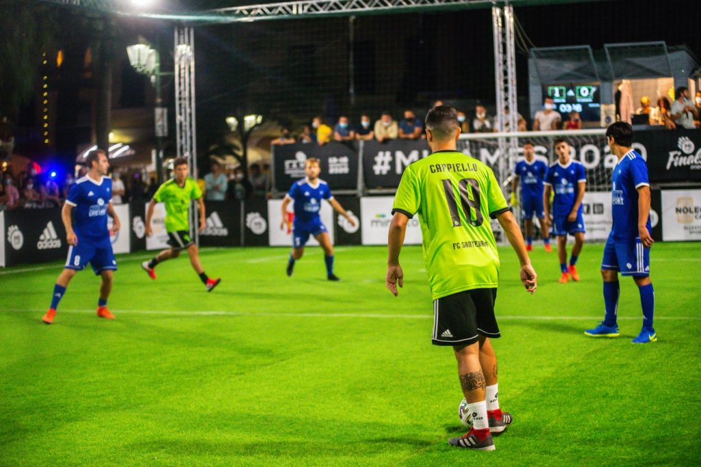 Torneo calcio a 5 adidas Mi Games