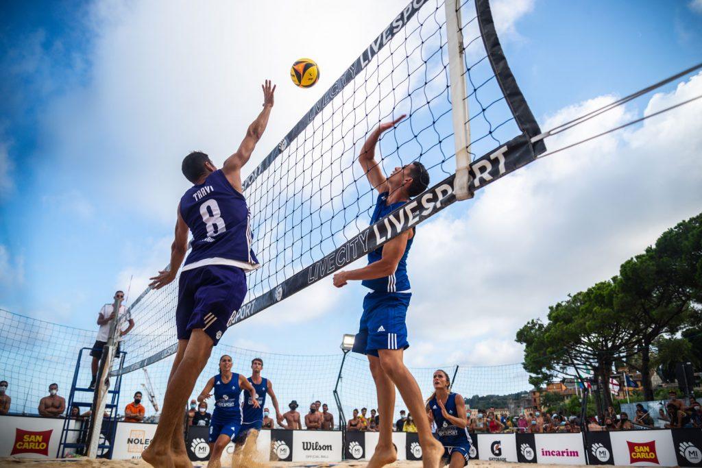 Torneo beach volley misto adidas Mi Games