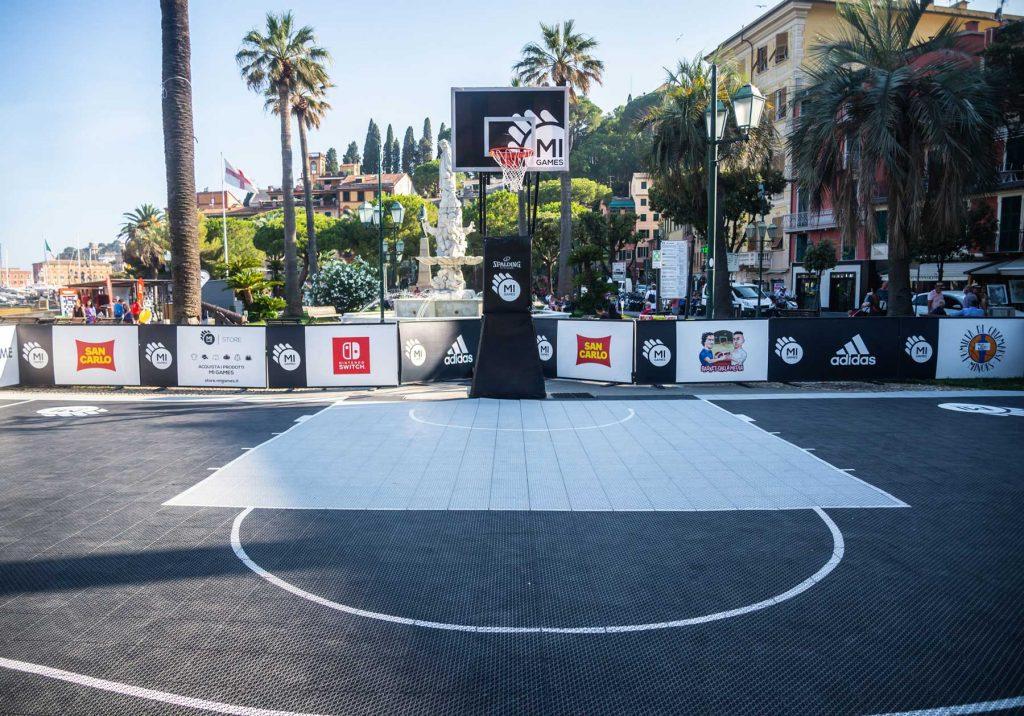Affitta campo da Basket Mi Games a Santa Margherita Ligure