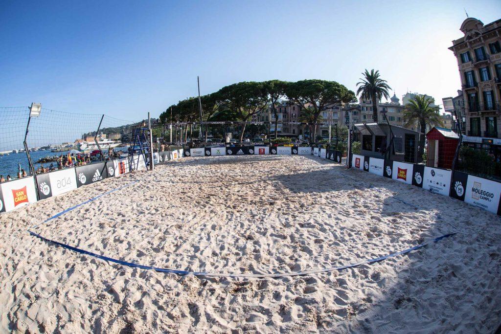 Affitta campo da Beach Volley Mi Games a Santa Margherita Ligure