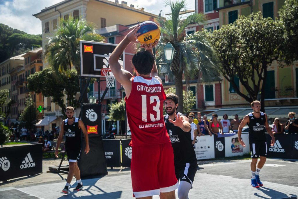 Torneo di basket 3x3 adidas Mi Games Santa Margherita Ligure
