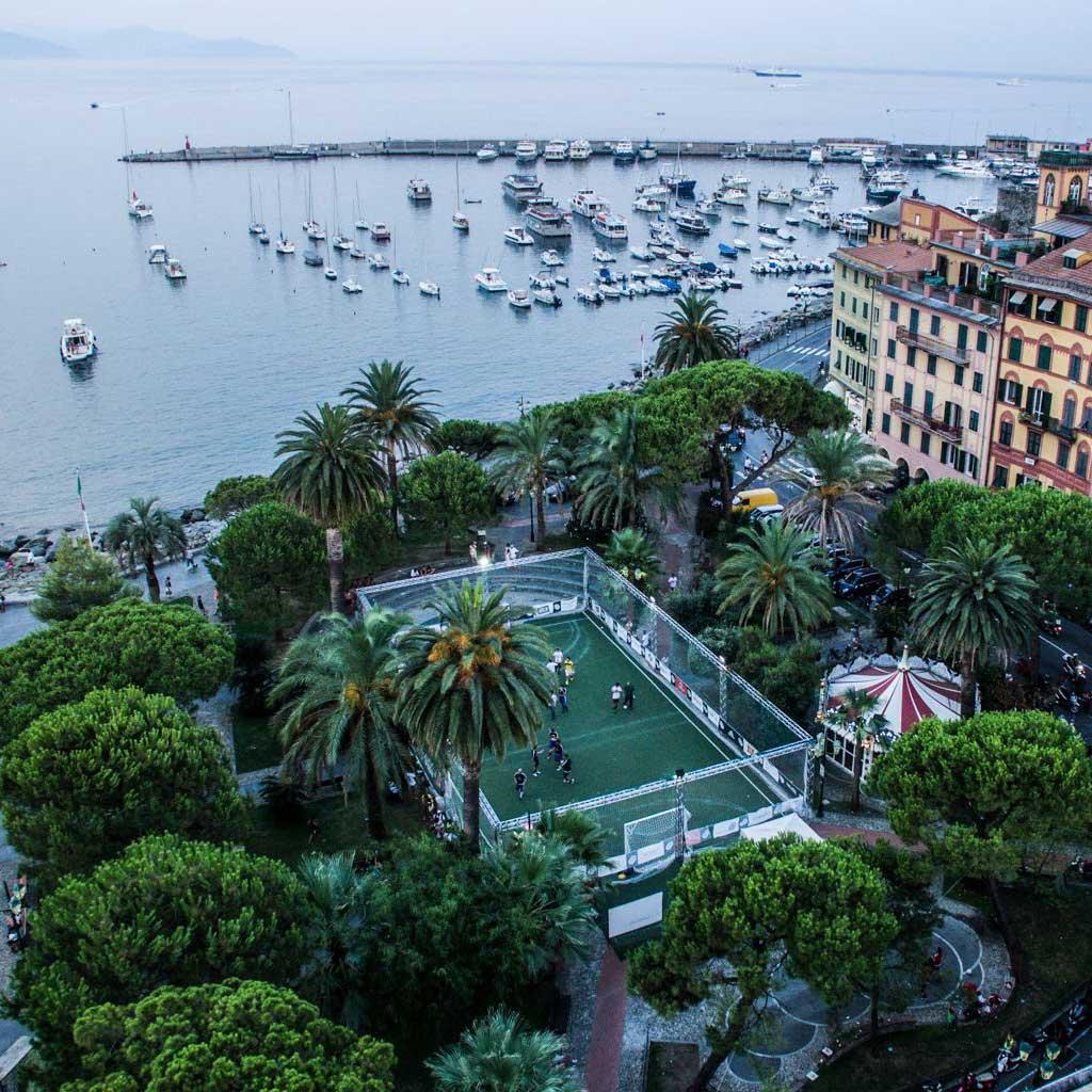 Mi Games - Antiteatro Bindi - Bombonera di Santa Margherita Ligure