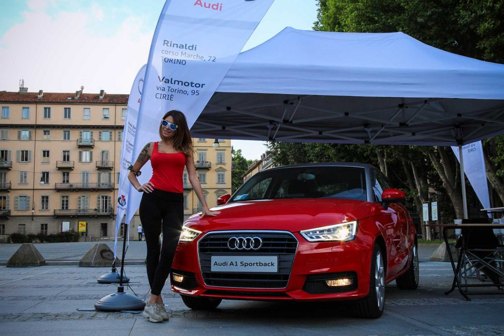 Audi - 2016 - Sponsorizzazione Mi Games