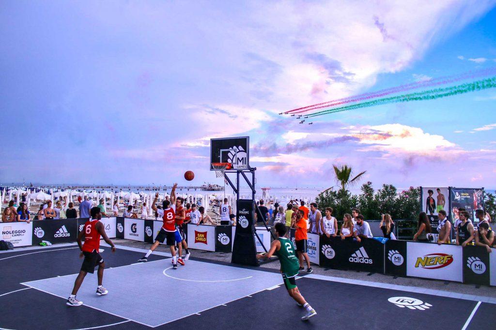 Mi Games Lignano 2018 - Frecce tricolori