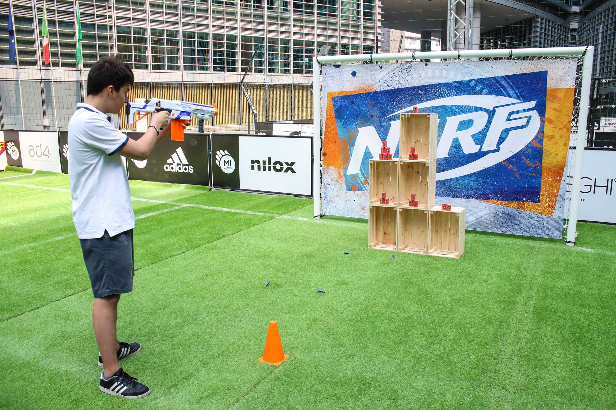Nerf Activity - 2018 - Mi Games