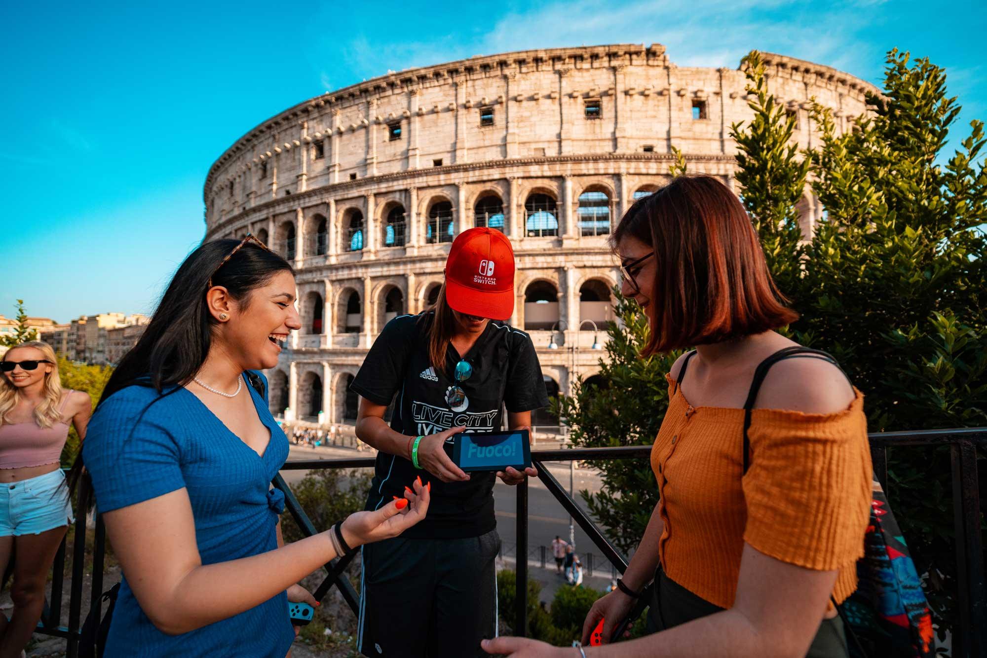 Nintendo Mi Games 2019 test prodotto a Roma