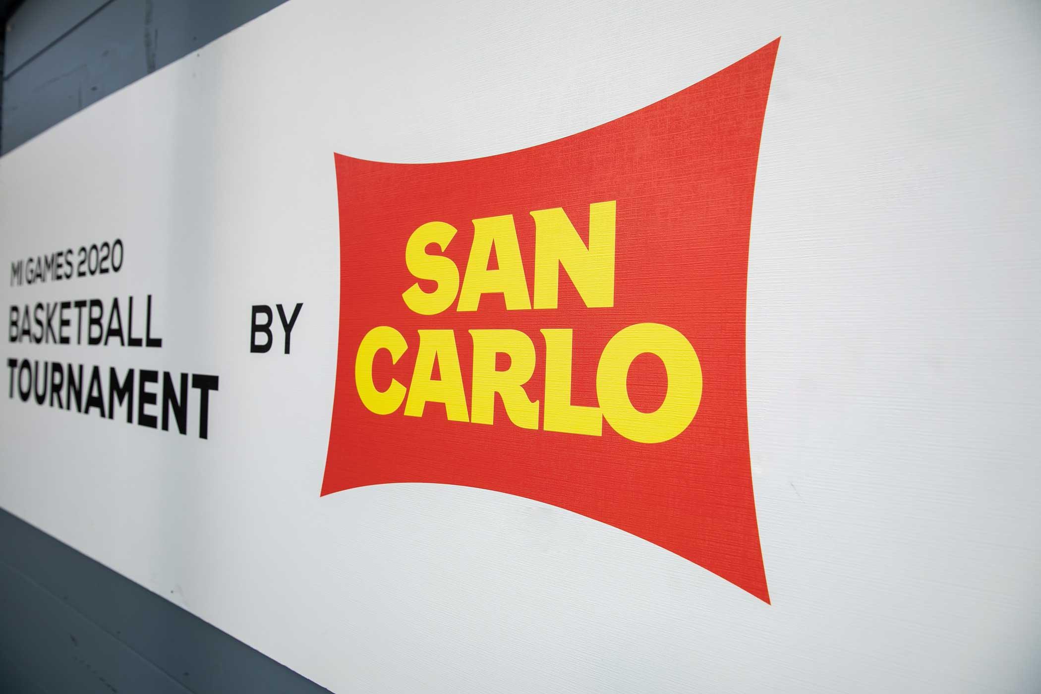 Basket Mi Games by San Carlo
