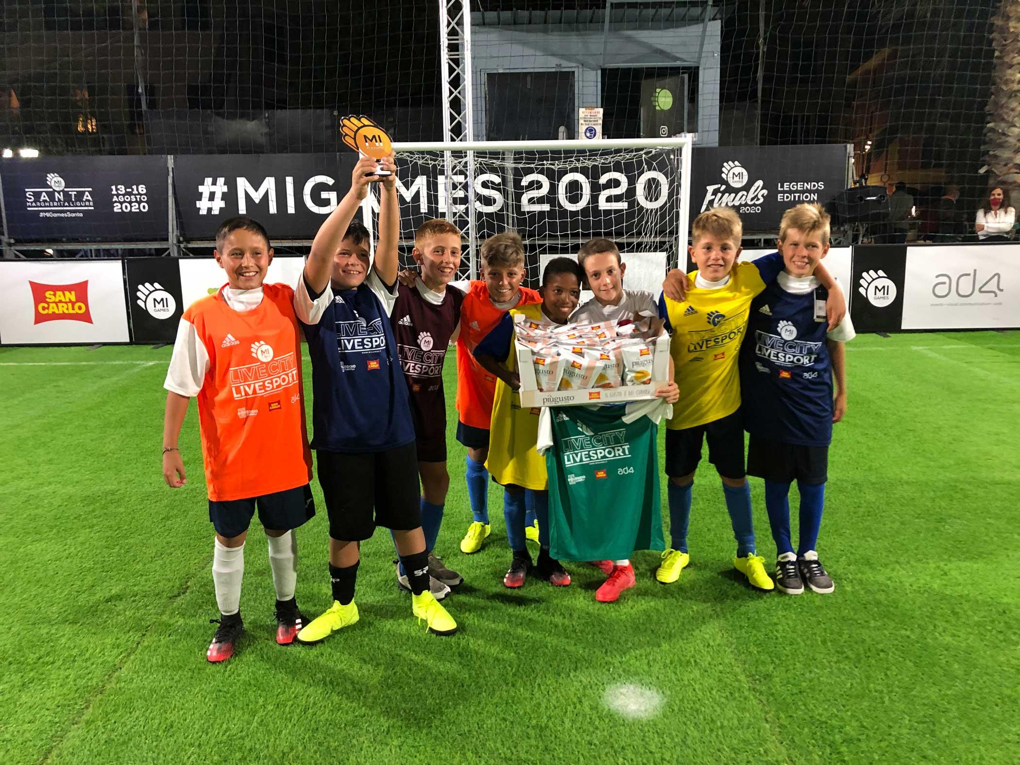 Mini Mi Games - Torneo under di Calcio a 5 Santa Margherita Ligure